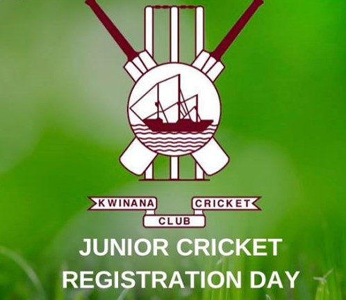 Junior Registration Day – Sunday 26th Aug