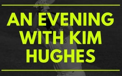 An Evening With Kim Hughes