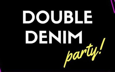 Welcome Back Night – Double Denim Party!